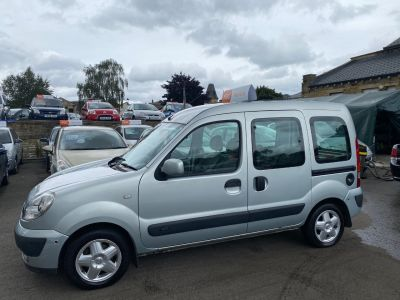 Renault Kangoo 1.5 dCi 68 Expression 5dr MPV Diesel Grey at R & J Car Sales Limited	 Halifax