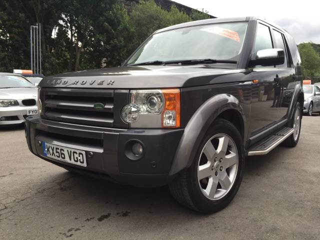 Land Rover Discovery 2.7 Td V6 Metropolis LE 5dr Auto Estate Diesel Grey