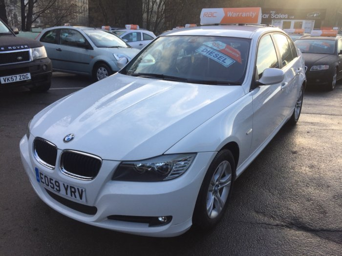 used bmw 3 series 316d es 4dr for sale in halifax west yorkshire r j car sales limited. Black Bedroom Furniture Sets. Home Design Ideas