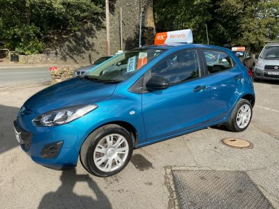 Mazda 2 1.3 TS 5dr Hatchback Petrol Blue at R & J Car Sales Limited	 Halifax